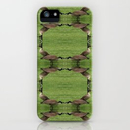 Chicago Geese 3 iPhone Case