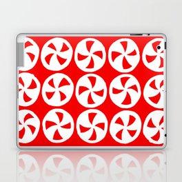 Peppermint Candies Laptop & iPad Skin