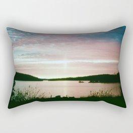 Beautiful Setting 1 Rectangular Pillow