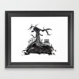 Addiction (Tv-Tree) Framed Art Print