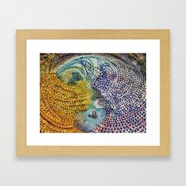 Manifestation of a Conscious Mind Framed Art Print