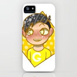 Googleplier (Oliver) Chibi iPhone Case
