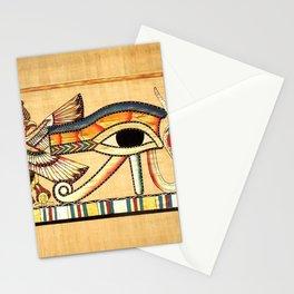 Egypt Nekhbet Eye Horus Stationery Cards