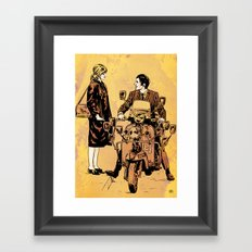 Quadrophenia Framed Art Print