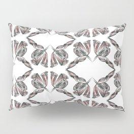 decadence flower pattern Pillow Sham
