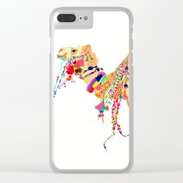 Khalifa Camel Clear iPhone Case