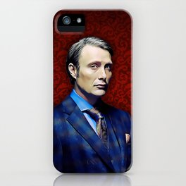 Hannibal iPhone Case