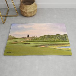 National Golf Links Of America Rug