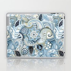 Boho Floral Madness Laptop & iPad Skin