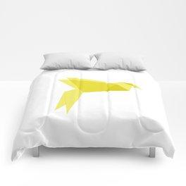 Origami Bird Comforters