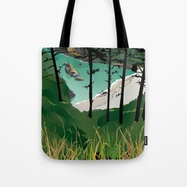 Cape Disappointment Tote Bag