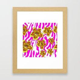 girly Framed Art Print