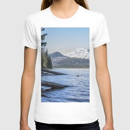 South Sister from Sparks Lake T-shirt