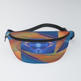 In The Deep Blue Sea Fanny Pack