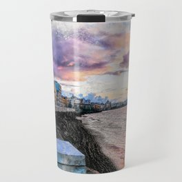 Trapani art 2 Travel Mug