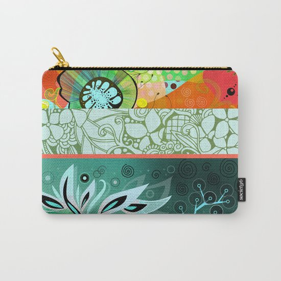 Designmix_green Carry-All Pouch