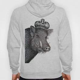 The Boar King Hoody