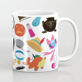 56 Pieces of Animation Coffee Mug