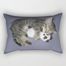 Monroe Kitten Rectangular Pillow