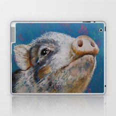 Baby Pig Laptop & iPad Skin
