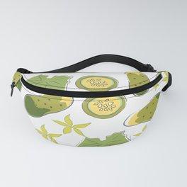 Cucumbers Fanny Pack