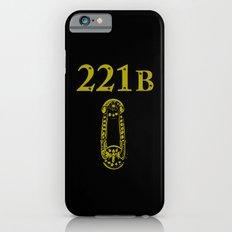 Sherlock's Home Slim Case iPhone 6s