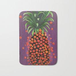 Shimmy Shimmy Pineapple Bath Mat