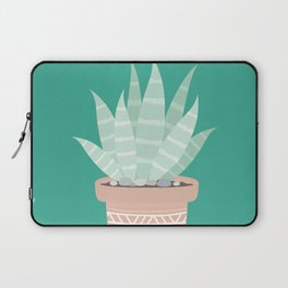 Cactus Suculents Plants Laptop Sleeve