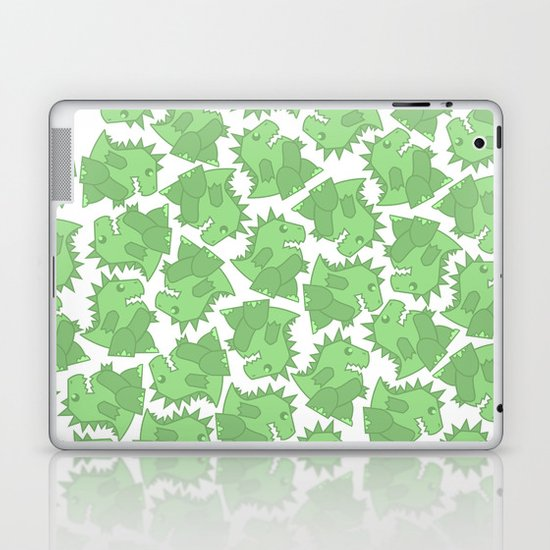 The Zilla Gang Laptop & iPad Skin