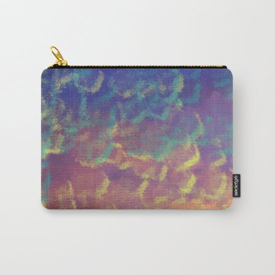 Watercolor Splash #3 #art #society6 Carry-All Pouch