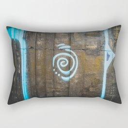 Señales Rectangular Pillow