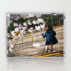 Swinging in the Sakura Laptop & iPad Skin