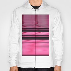 Pink Hobo ~ Abstract Hoody