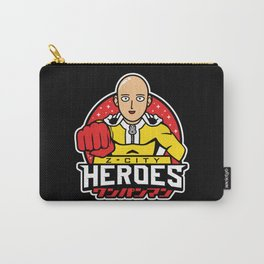 Z-City Heroes Carry-All Pouch