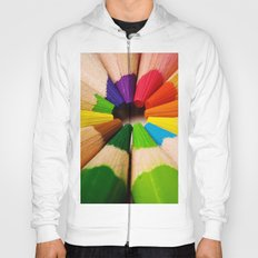 Colorful Pencils Hoody