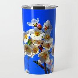 Cherry blossoms Travel Mug