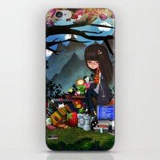 Nrrrd Grrrl iPhone & iPod Skin