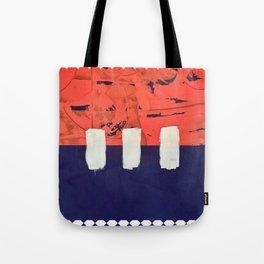 Stitch in Time - diamond graphic Tote Bag