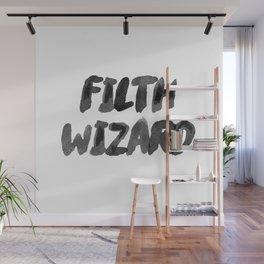 FILTH WIZARD Wall Mural