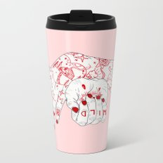 Wild and Calm Metal Travel Mug