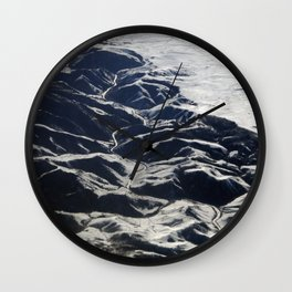 Earth XI Wall Clock