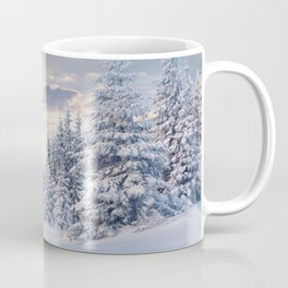Snow Paradise Coffee Mug