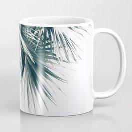 Left Palm Leaves Coffee Mug
