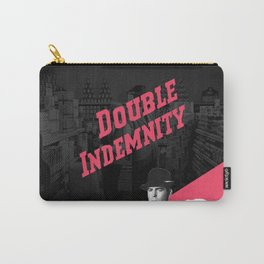 Double Indemnity - Billy Wilder  Carry-All Pouch