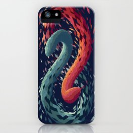 Data Vipers iPhone Case