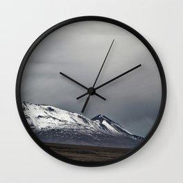 Standing strong Wall Clock