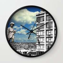 In Memoriam Wall Clock