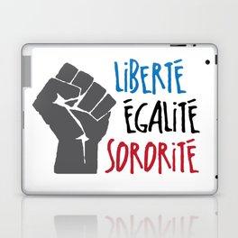 Liberte, Egalite, Sororite Laptop & iPad Skin