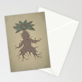 Mandragora Stationery Cards