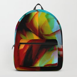 Curled Backpack